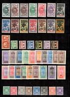 Haut-Sénégal Et Niger Belle Collection Neufs * 1906/1917. Bonnes Valeurs. B/TB. A Saisir! - Upper Senegal And Nigeria (1904-1921)