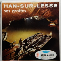 VIEW MASTER  POCHETTE DE 3 DISQUES  :  HAN-SUR-LESSE      C 363 - Stereoscopes - Side-by-side Viewers