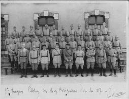 9e REGIMENT De DRAGON - PELOTON Des ELEVES BRIGADIERS De La 27-1 - 28 Juin 1927 - A Voir ! - War, Military