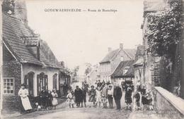 CPA 59 - GODEWAERSVELDE - Route D'Boeschepe - Altri Comuni