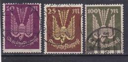 Deutsches Reich, Nr. 235/37, Gest. (T 5766) - Allemagne