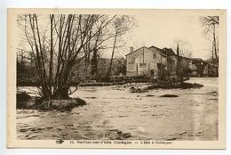 Sarliac Sur L'Isle L'Isle à Grésignac - Thiviers