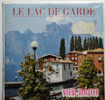 VIEW MASTER  POCHETTE DE 3 DISQUES  :  LE LAC DE GARDE     C 037 - Stereoscopes - Side-by-side Viewers