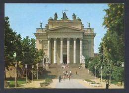Hungria. Eger *Basilica* Foto: Ripely Imre. Circulada 1973. - Hungría