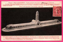 Ossuaire Et Phare De Douaumont - Façade Principale - Architectes LEON AZEMA Et Jacques HARDY - Edit. Phot. VERDUN - 1928 - Oorlogsmonumenten