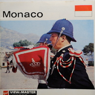 VIEW MASTER  POCHETTE DE 3 DISQUES  :  MONACO     C  115 - Stereoscopes - Side-by-side Viewers