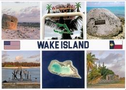 WAKE ISLAND (USA) Postcard - New Unused - Estados Unidos