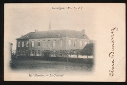 DESSELGEM == HET KLOOSTER   1902 - Waregem
