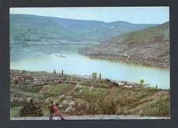 Hungria *Bend Of The Danube* Circulada 1973. - Hungría