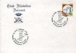 34294 Italia, Busta Con Annullo Speciale Sondrio 1996 Associazione Alpini Raduno Intersezionale Sondrio Tirano - Militaria