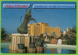 ABU DHABI - Sheraton Hotel - Saudi Arabia