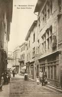 Dép 26 - Romans Sur Isere - Rue Saint Nicolas - Bon état - Romans Sur Isere