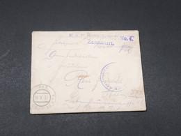 ALLEMAGNE- Enveloppe En Felpost Pour Wien En 1916 - L 17852 - Covers & Documents