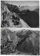 HAUTES-PYRENEES - 2 Cartes De L'Aménagement Hydroélectrique De PRAGNERES - TBE - Autres Communes