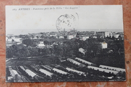 "ANTIBES (06) - PANORAMA PRIS DE LA VILLA ""LES LOGGIAS"" - Antibes"