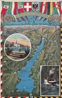 GARDONE-FASANO-BRESCIA-LAGO DI GARDA-CARTOLINA VIAGGIATA IL 19-9-1911 - Brescia