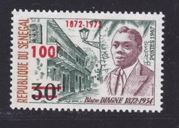 SENEGAL N°  380 ** MNH Neuf Sans Charnière, TB (D7359) Blaise Diagne - Sénégal (1960-...)