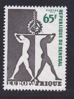 SENEGAL N°  386 ** MNH Neuf Sans Charnière, TB (D7360) EUROPAFRIQUE - Sénégal (1960-...)
