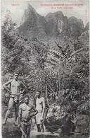 CPA Tahiti Océanie Océania Polynésie Circulé Types Chasse - Tahiti