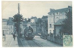 Lisieux - L'entrée Du Tunnel De Trouville ( Train ) ( S.2955 ) - Lisieux