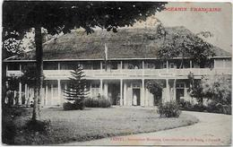 CPA Tahiti Océanie Océania Polynésie Cachet - Tahiti