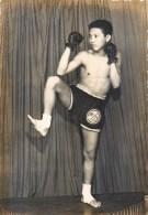 VIETNAM BOXE ANGLAISE BOXE THAILANDAISE KARATE SPORT ART MARTIAUX INDOCHINE - Sports