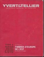 CATALOGO YVERT - TOMO 4 - EUROPA EST - (ALBANIA/POLONIA) - EDIZIONE 2010 - USATO BUONE CONDIZIONI - Francia