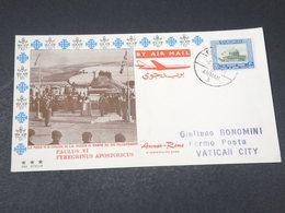 JORDANIE - Enveloppe FDC De La Visite Du Pape  Paul VI En 1964 - L 17868 - Jordanie