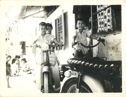 MOTO SCOOTER VESPA INDOCHINE VIETNAM - Motorbikes