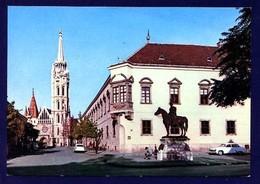 Hungria. Budapest *Matthias Church With The Labour Movement Museum* Foto: MTI Mezö Sándor. Nueva. - Hungría