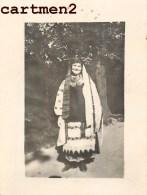 KAMIANETS-PODILSKYI KAMIENEC PODOLSKI UKRAINE PODOLSK COSTUME UKRAINIEN WOMAN - Ukraine