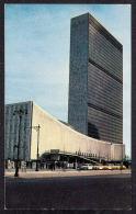 24517/ NEW YORK CITY, United Nations Building - Andere Monumenten & Gebouwen