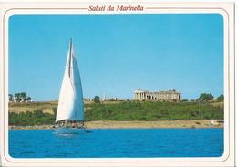 Saluti Da Marinella - Castelvetrano - H4447 - Trapani