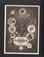 Dt. Reich PK WHW 1933/34 Eingerissen - History