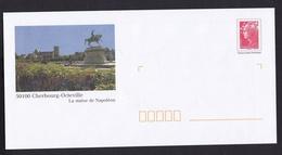 FRANCE ** PAP Marianne Repiqué Cherbourg-Octeville - Prêts-à-poster: Repiquages /Beaujard