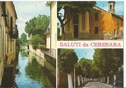 Saluti Da Ceresara - Mantova - H4452 - Mantova