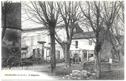 D 13 . CPA . PELISSANNE . St HIPPOLYTE - Pelissanne