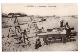 (29) 1261, Roscoff, Le Deley 15, Le Sanatorium, Héliothérapie, D'un Carnet - Roscoff