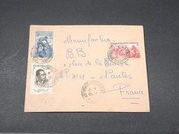 SOUDAN - Enveloppe De Bamako Pour La France En 1961 , Affranchissement Hétéroclite - L 17895 - Soudan (1954-...)