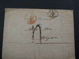 BALE (1858) - ...-1845 Prefilatelia