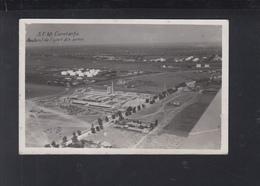 Romania PPC Constanta Abatorul De Export Din Avion 1937 - Romania