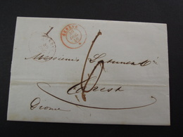 GENEVE (1848) - ...-1845 Prefilatelia