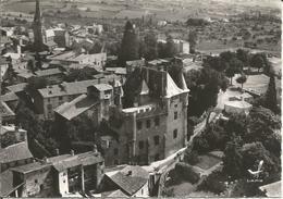 SAINT AMANT TALLENDE  Chateau De La Tour Fendue Restauré En 1890 - Autres Communes