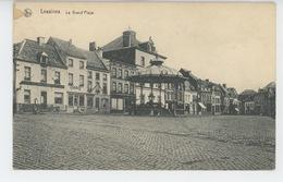 BELGIQUE - LESSINES - La Grand'Place - Lessines