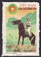 VIETNAM Du NORD 1961 - Franchise   5   - Oblitéré - Cote 7.50e - Viêt-Nam