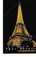 TOUR EIFFEL  ASCENSION TICKET D ENTREE 17EUROS EN 2017 - Tickets D'entrée