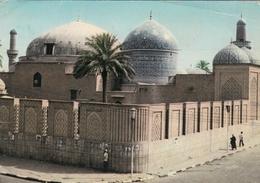 Iraq Baghdad - Shaikh Abdul Qadar Al-Kailani Mosque Nice Stamps - Iraq