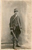 Carte Photo Chasse-souvenir De L Equipage De Roger Laurent 1922-a Identifier - Chasse
