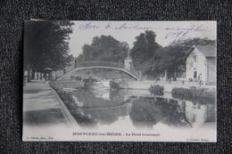 MONTCEAU LES MINES - Le Pont Tournant - Montceau Les Mines