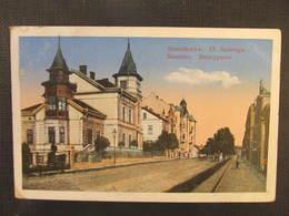 AK STANISLAWOW Stanislau Iwano Frankiwsk 1917 Feldpost  Nr.117 //  D*31981 - Ukraine